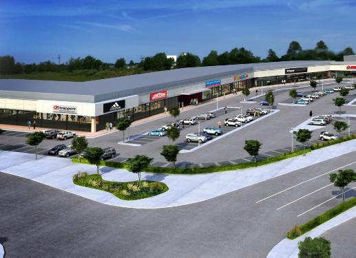 Moffett Retail Park